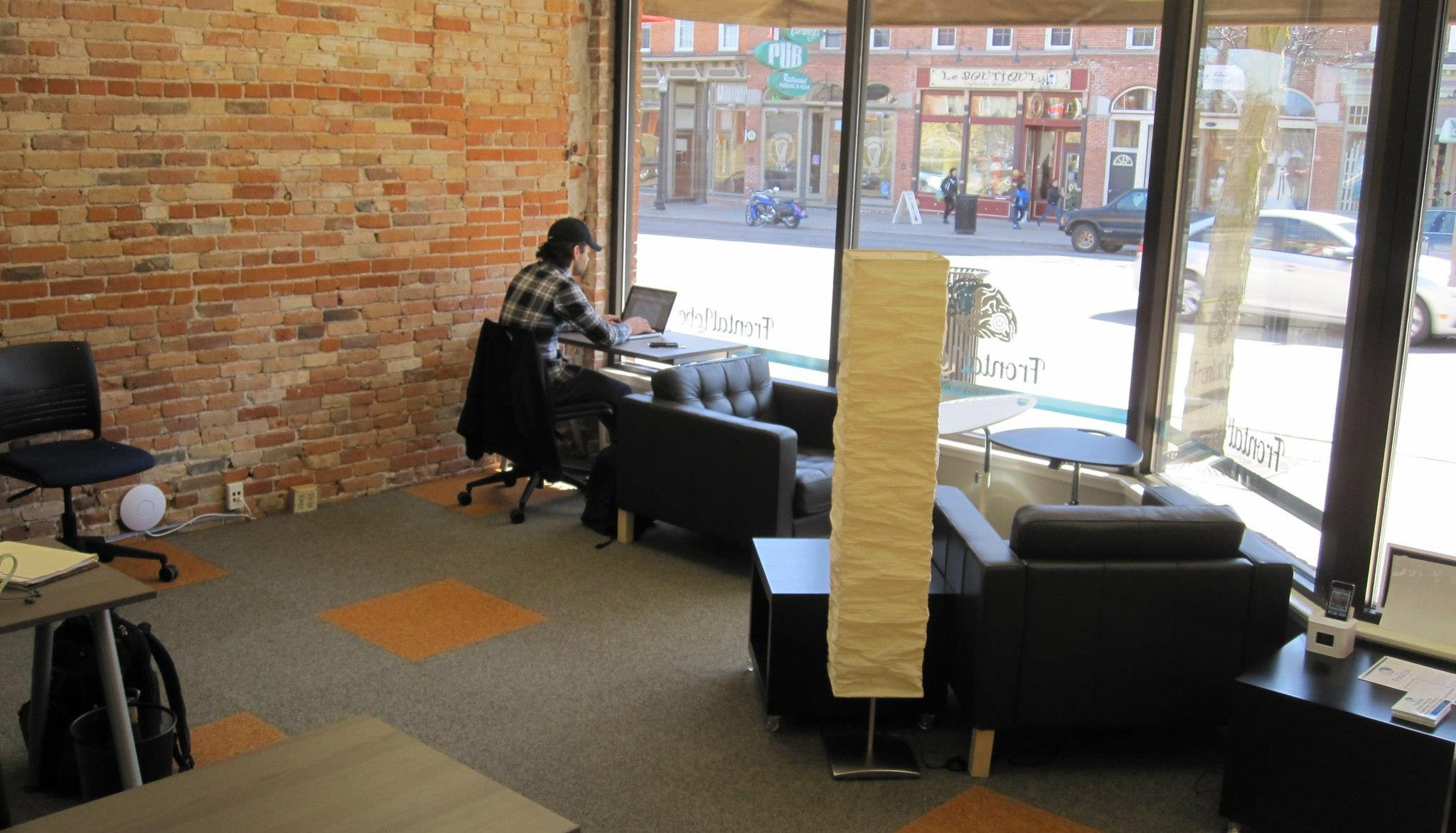 Coworking Office Space Available by the Day, Week or Month