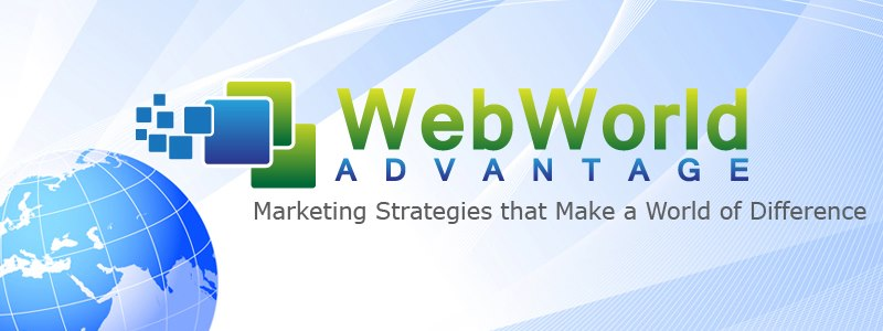 WebWorld Advantage Header