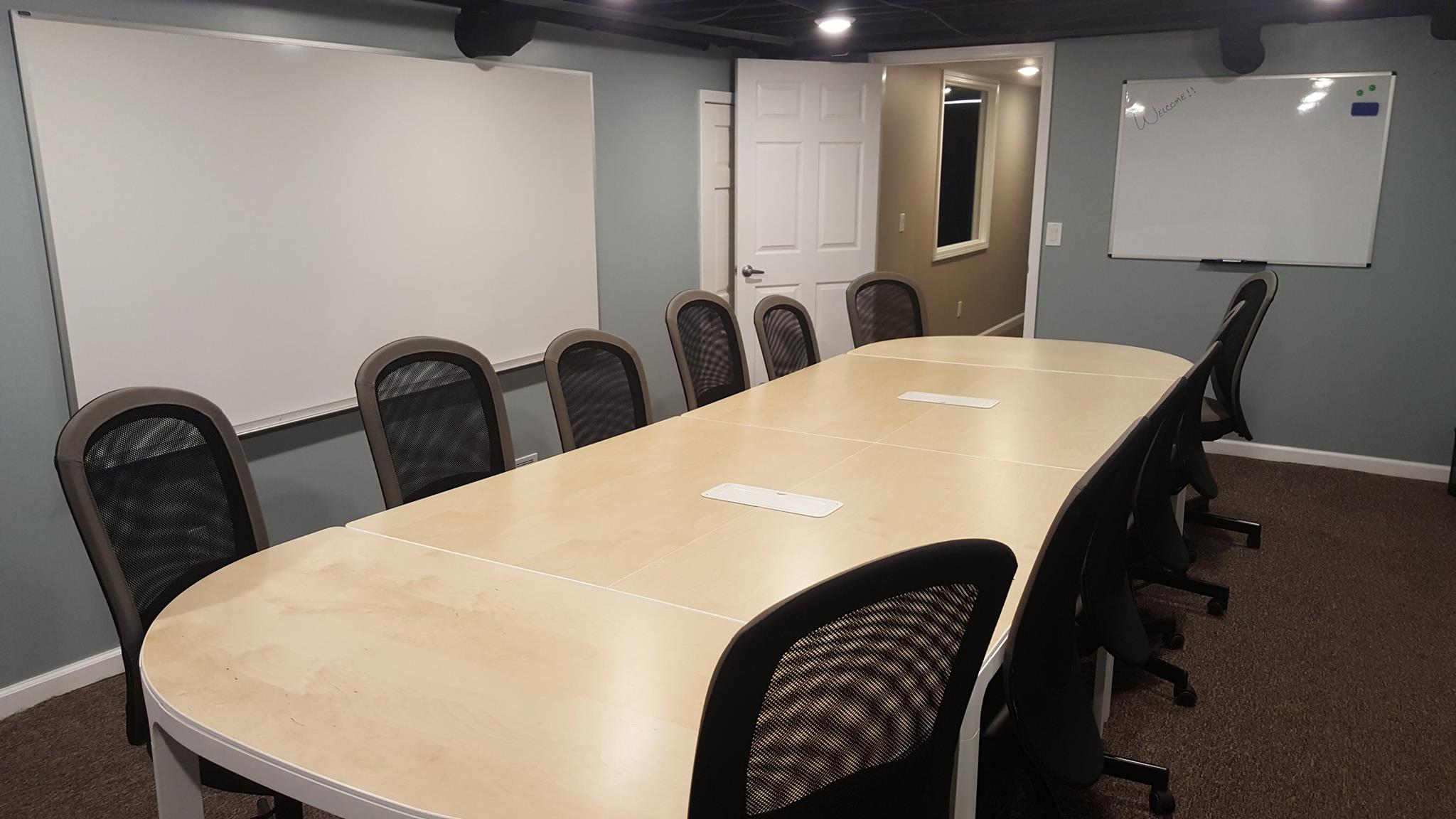 Conference Room Rental – Frontal Lobe Coworking