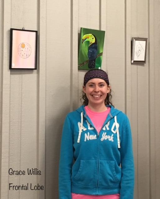 Grace Willis - Local Artist